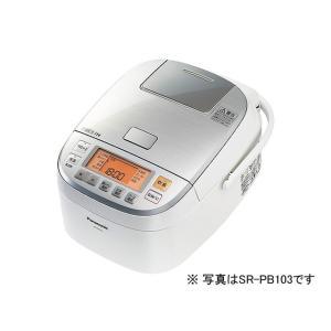 パナソニック おどり炊き SR-PB183 圧力IH式 10合 炊飯器|halsystem