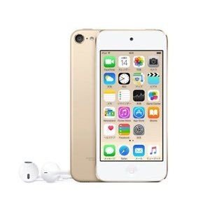 APPLE iPod touch MKWM2J/A 128GB ゴールド