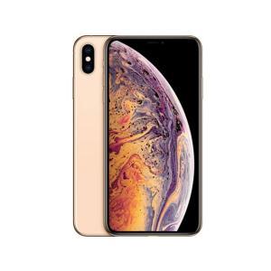 キャンペーン  SIMロック解除済    SoftBank iPhone Xs Max 64GB  ゴールド  MT6T2J/A 白ロム Apple 6.5インチ SIMフリー