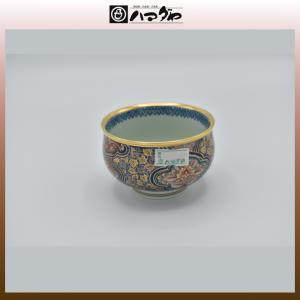 有田焼 湯呑 金彩華紋様湯呑 単品(1個) 現品限り item no.1f029|hamadaya-shokki
