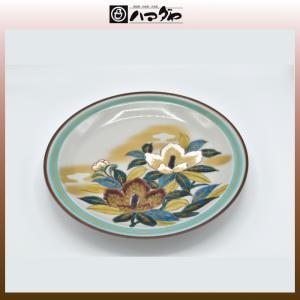 九谷焼 皿 牡丹 絵皿 現品限り item no.1f040|hamadaya-shokki