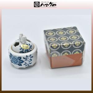 有田焼 香炉 唐草香炉 item no.1f067|hamadaya-shokki