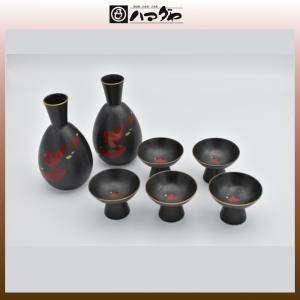 美濃焼 酒器 ジャパネスク酒器揃 item no.1f152|hamadaya-shokki