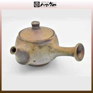 備前焼 急須 豊福寛作 item no.1f157|hamadaya-shokki