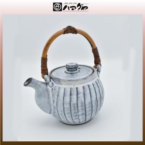 萩焼 土瓶 粉引土瓶 item no.1f242|hamadaya-shokki