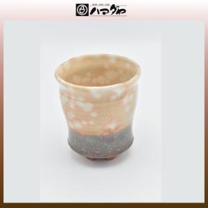 萩焼 湯呑 粉引ゆうぎ湯呑 木箱入り item no.1f266|hamadaya-shokki
