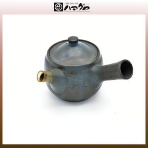 常滑焼 急須 友仙作 緑泥窯掛茶注 木箱入り item no.1f291|hamadaya-shokki