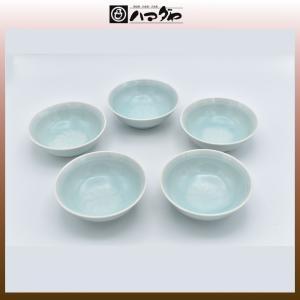 塚本快山窯 鉢 菊型 小鉢揃 item no.1f305|hamadaya-shokki