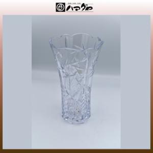 アデリアクリスタル 花瓶 グロリアフラワーベース item no.1f375|hamadaya-shokki