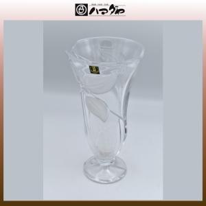HOYA 花瓶 クリスタル花瓶 item no.1f384|hamadaya-shokki
