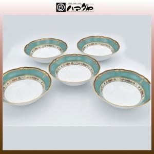 ノリタケ ボーンチャイナ ハナリンス シリアルボール 16.5cm item no.2f420|hamadaya-shokki