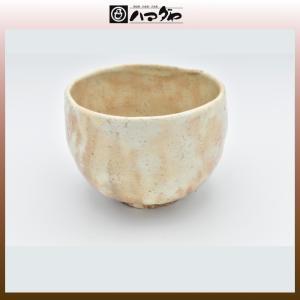 萩焼 抹茶碗 萩蒔 納富島雲作 item no.2f493|hamadaya-shokki