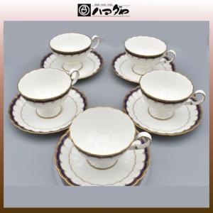 ノリタケ ボーンチャイナ コーヒー紅茶 5セット 在庫限り item no.2f529|hamadaya-shokki