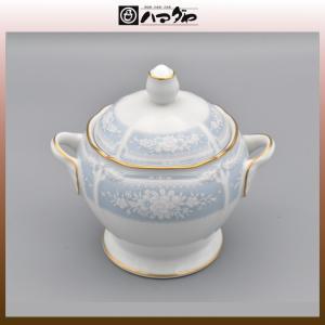 ノリタケ レースウッドゴールド シュガー(小) item no.2f531|hamadaya-shokki