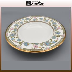 ノリタケ ヨシノ ディーププレート 21.5cm 単品 item no.2f537|hamadaya-shokki