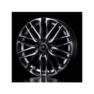 2018新作 タイヤ・ホイールセット 165/55R15 weds LeonisSK ウェッズ レオニスSK PBMC 4.50-15 100-4H 特選輸入タイヤ ミライース|hamagare-netstore