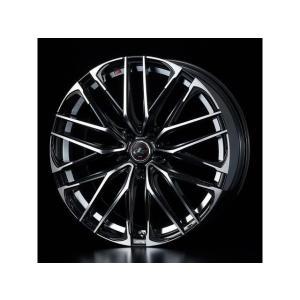 2018新作 タイヤ・ホイールセット 245/40R19 weds LeonisSK ウェッズ レオニスSK PBMC 8.00-19 114.3-5H 特選輸入タイヤ アテンザセダン アテンザワゴン MPV hamagare-netstore