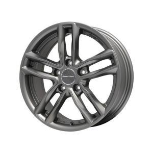 タイヤ・ホイール4本セット 225/50R17 レアマイスター ユーロテックGAYA5 Mチタニウム Gブラック Mブラック 7.50-17 112-5H DL SPスポーツMAXX050+ アウディ S4 hamagare-netstore