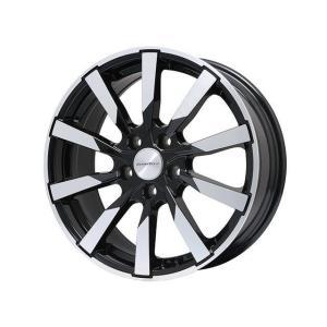 タイヤ・ホイール4本セット 195/50R16 レアマイスター ユーロテックGAYA10 ブラックポリッシュ 6.50-16 100-5H TOYO ナノエナジー3+ アウディ A1 乗用車|hamagare-netstore