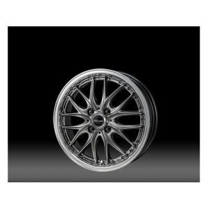 タイヤ・ホイールセット 165/45R16 モンツァ ワーウィック ディープランド 5.00-16 100-4H TOYO ナノエナジー3 ダイハツ ミライース 軽自動車 16インチ|hamagare-netstore