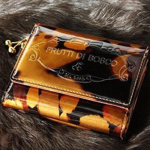 【FRUTTI】手のひらサイズの特注ミニウォレットMezzo nightlampメゾナイトランプ ミニ財布 パーティーバッグに|hamano