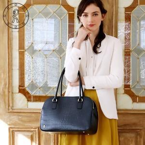 【ロベルタ】創業デザイナー愛用バッグに現代のキャリア女性のためのエッセンスを。Manhattan(マ...