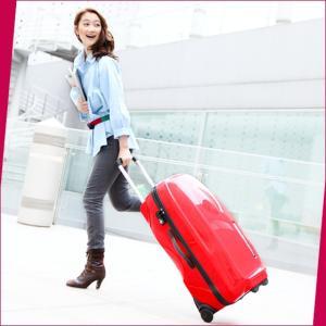 【PROTEX】スーツケース 容量約66L duet (デュエット)3泊から5泊対応。スマートな縦長フォルム【12月7日頃出荷】|hamano