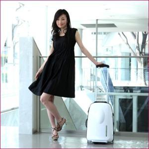 【PROTEX】スーツケース レディース 頑丈 duet mini(デュエット ミニ) 1泊から2泊の国内旅行に。安定して自立する2輪キャスター【12月7日頃出荷】|hamano
