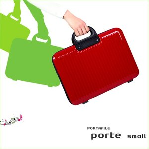 【PROTEX】アタッシュケース 日本ブランド portafile porte small(ポルテスモール)(PCケース無し)B4『GOOD DESIGN賞』受賞【完売】 hamano