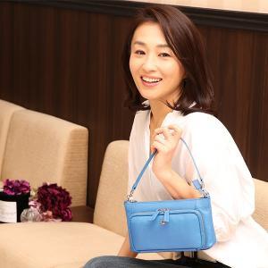 【傳濱野】レディース バッグ 全て入ってお買い物の所作まで美しい オールインワンお財布ポシェット Ryufka Wallet Pochette(リュフカウォレットポシェット) hamano