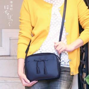 【傳濱野】レディース バッグ  気軽に持てて、上品な表情のミニショルダー monna shoulder(モーナショルダー) hamano