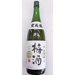 賀茂鶴 梅酒 1.8l