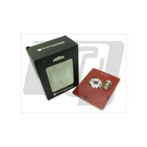 FLSTC/F/N/FB(86年〜) RSD MISANO ステムナット クローム 4453/6655 Roland Sands Design(RSD)|hamashoparts