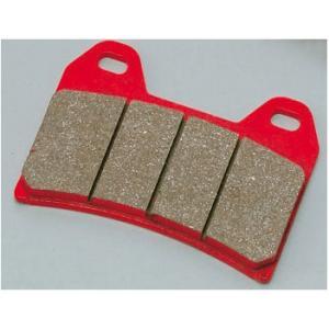 赤パッド(ブレーキパッド)フロント用  DAYTONA(デイトナ) Vストローム250(V-Strom250) hamashoparts