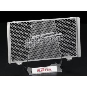 YZF-R25(JBK-RG10J) ラジエターコアガード ステンレスヘアライン仕上げ K2-tec(ケイツーテック)|hamashoparts