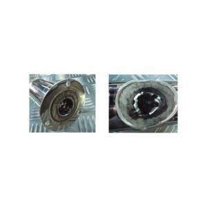 ソフテイル(SOFTAIL) 補修用マイクロサイレンサー(1個販売) HOTRUN(ホットラン)|hamashoparts