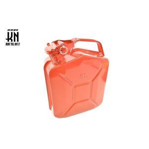ガソリンタンク レッド 5リットル缶 KN企画