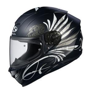 エアロブレード5 エルビー フルフェイスヘルメット フラットブラック Lサイズ OGK|hamashoparts