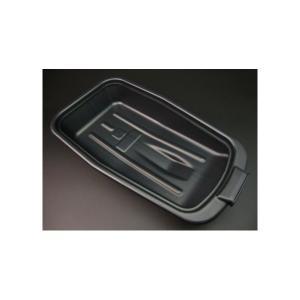 バイク専用オイルパントレー廃油口付き2L MINIMOTO(ミニモト)