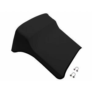 ハイバックガードパネル 黒ゲルコート デッキタイプ用 Hunter(ハンター) ジャイロキャノピー hamashoparts