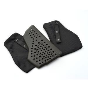 SAS-TEC 胸部プロテクター CP-2 BAG付き 左右セット DAYTONA(デイトナ)