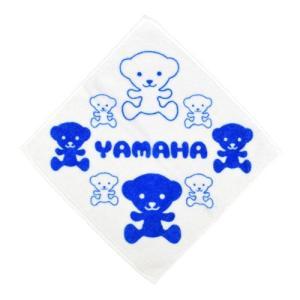 ヤマハベア ハンドタオル ホワイト YAMAHA(ヤマハ・ワイズギア)|hamashoparts