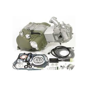 モンキー(MONKEY)エンジン SP武川(TAKEGAWA)スーパーヘッド+R 148ccコンプリートエンジン hamashoparts