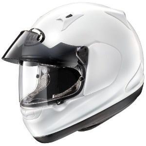 ASTRO PRO SHADE(アストロ・プロシェード) グラスホワイト 54cm フルフェイスヘルメット ARAI(アライ)|hamashoparts