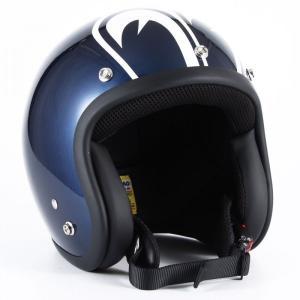 SP-01 SP TADAO ネイビーベース グロス仕上げ ジェットヘルメット 72JAM(ジャムテックジャパン)|hamashoparts