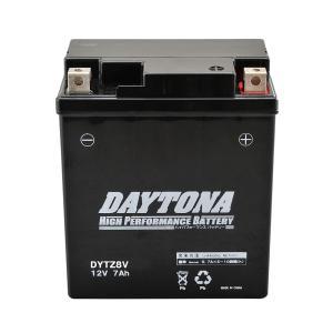 ハイパフォーマンスバッテリー DYTZ8V(GSユアサ GTZ8V互換) DAYTONA(デイトナ) PCX125(JF56・JF81)|hamashoparts