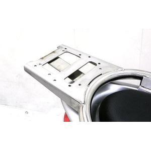 リアボックス用ベースブラケット付 タンデムバーエレガントタイプ ウイルズウィン(WirusWin) スカイウェイブ(CJ43)|hamashoparts