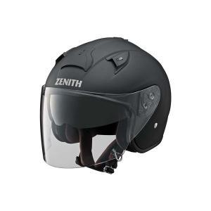 YJ-14 ZENITH(ゼニス) ラバートーンブラック Lサイズ ジェットヘルメット YAMAHA(ヤマハ・ワイズギア)|hamashoparts