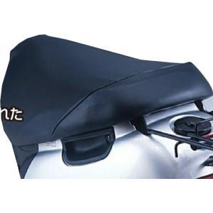 ポエット(POET) シートカバー FSC-07 Sサイズ ブラック 岡田商事(OKADA)|hamashoparts