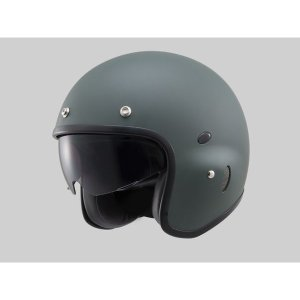 Hattrick パイロットタイプヘルメット PH-1 マットグリーン Mフリーサイズ(55〜57cm未満) DAYTONA(デイトナ)
